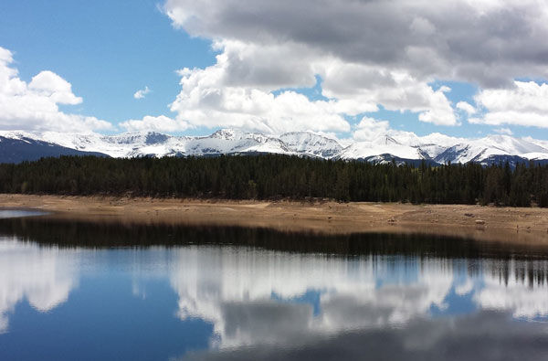 Turquoise Lake - Leadville, Colorado